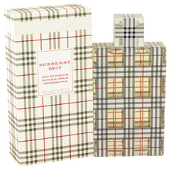 Burberry Brit Perfume 3.4 oz Eau De Parfum Spray at London-O Fashion