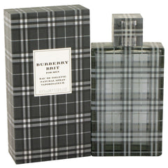 Burberry Brit Cologne 3.4 oz Eau De Toilette Spray at London-O Fashion