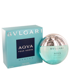 Bvlgari Aqua Marine Cologne 3.4 oz Eau De Toilette Spray at London-O Fashion