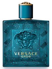 Versace Eros Cologne 3.4 oz Eau De Toilette Spray