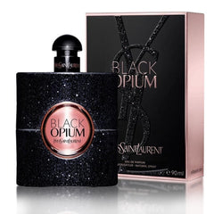 YSL Black Opium Perfume 3 oz Eau De Parfum Spray