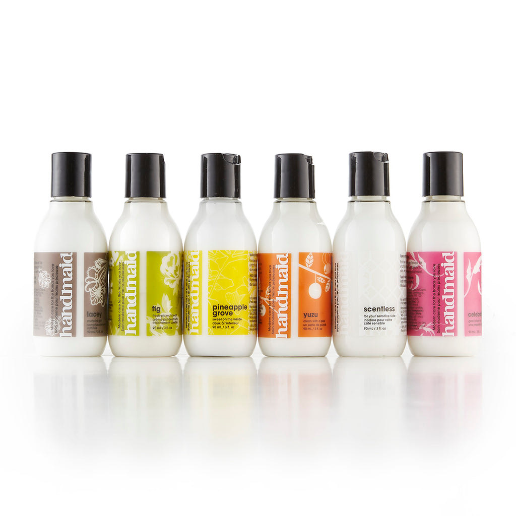 Handmaid Travel Size Assorted 6pk