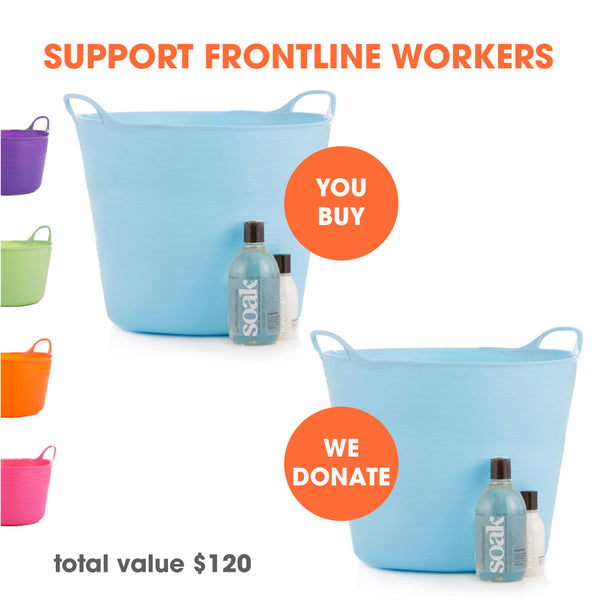 Soak Care Kit, buy one, donate one