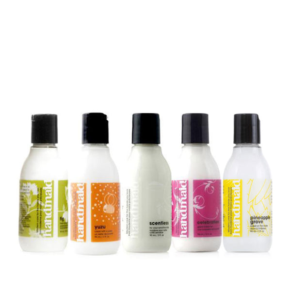 Handmaid Travel Size Assorted 5pk