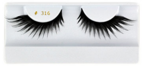 Mehron Feather E.Y.E. Lashes 316 - FXCOSPLAY