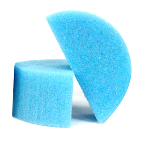 Paint Pal Light Blue Lux Full Pre-Cut Sponge - FXCOSPLAY