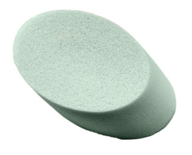 Kryolan Oval Makeup Wedge Sponge - FXCOSPLAY