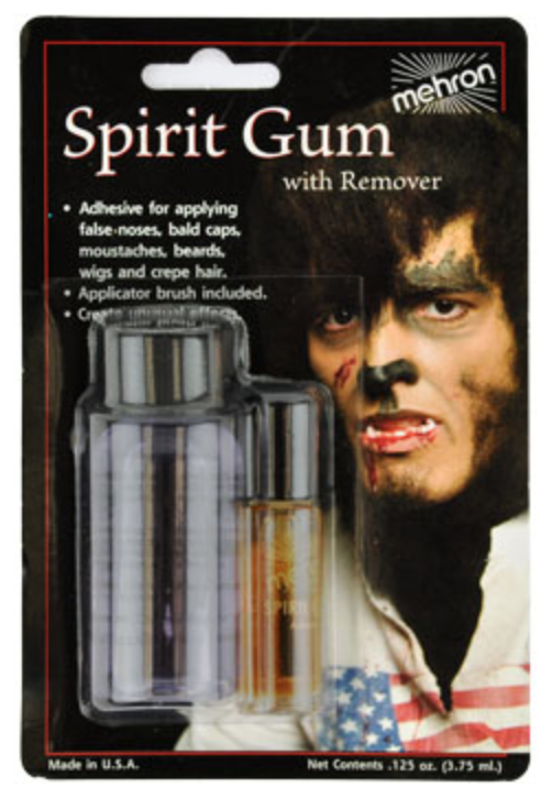 Mehron Spirit Gum and Spirit Gum Remover - FXCOSPLAY