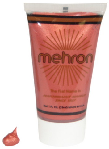Bronze FX Mehron 1oz Makeup - FXCOSPLAY