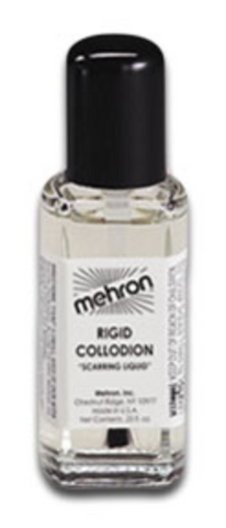 Mehron Rigid Collodion .25oz - FXCOSPLAY