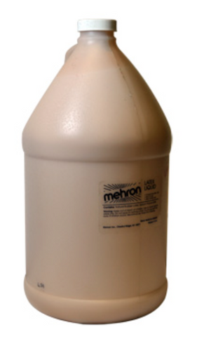 Flesh Mehron Liquid Latex 1 Gallon - FXCOSPLAY
