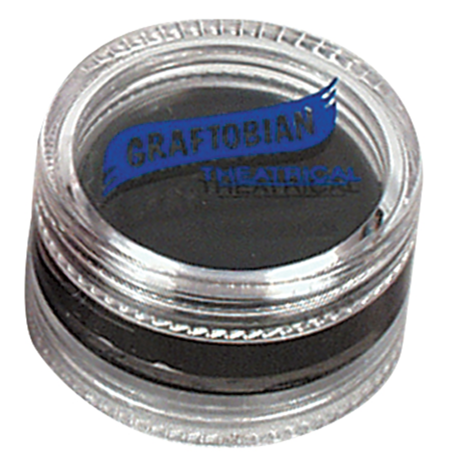 Graftobian Black Tooth Wax 1/8oz - FXCOSPLAY
