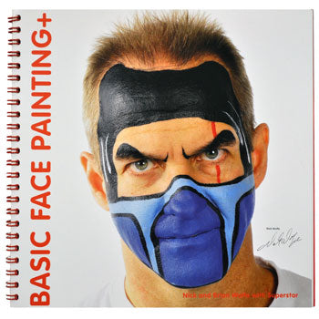 Basic Face Painting Vol 2 by Brian & Nick Wolfe
