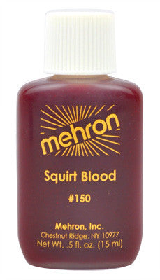 Mehron Squirt Blood - FXCOSPLAY