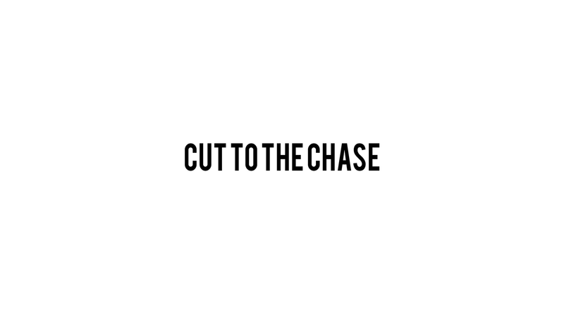 Chase Blanchard aka (Cut to the Chase)