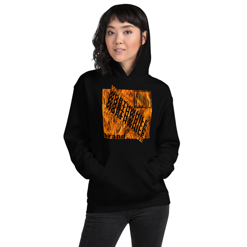 WorthWhile Squared Hoodie