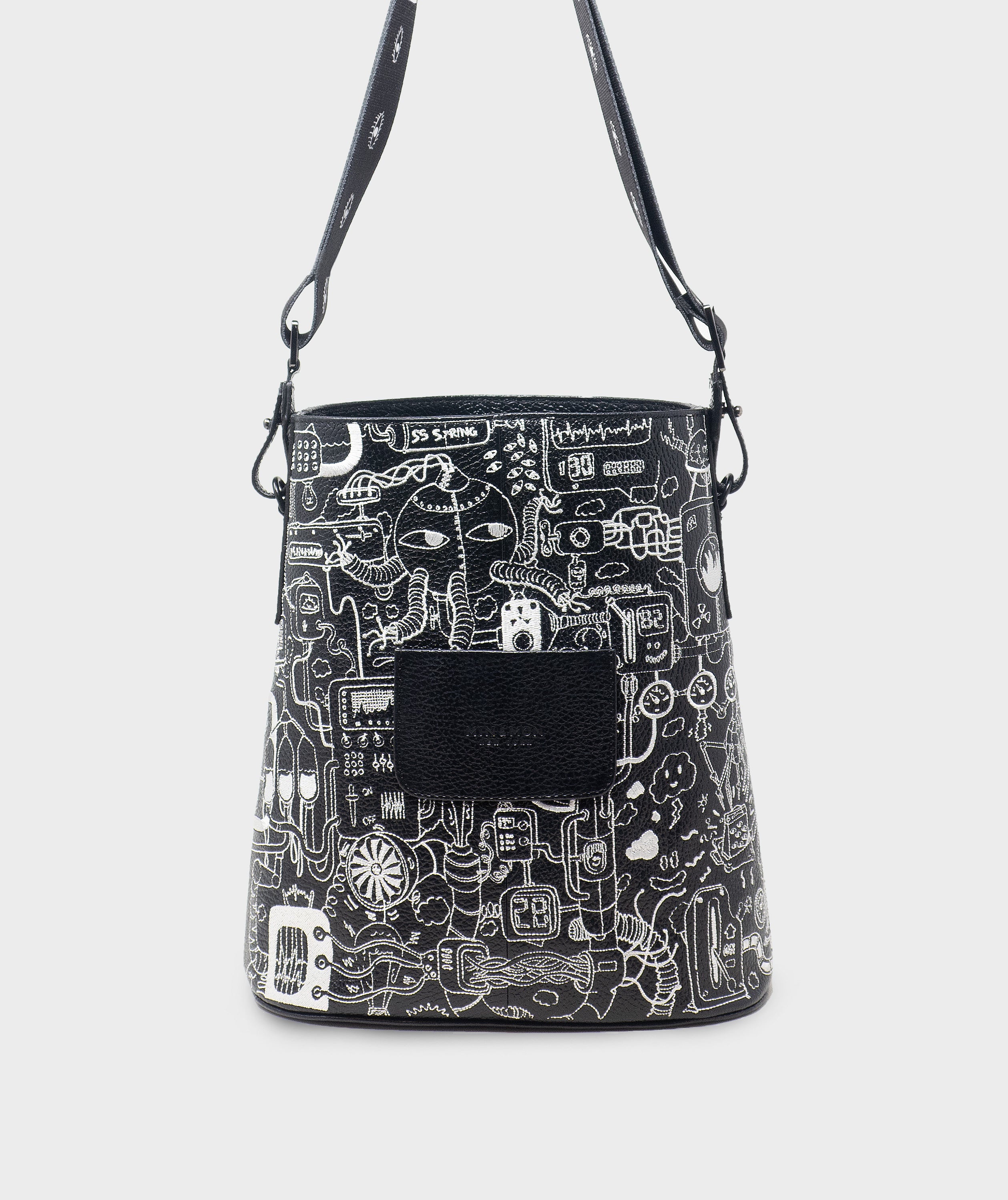 Vincent Bucket Bag - Medium
