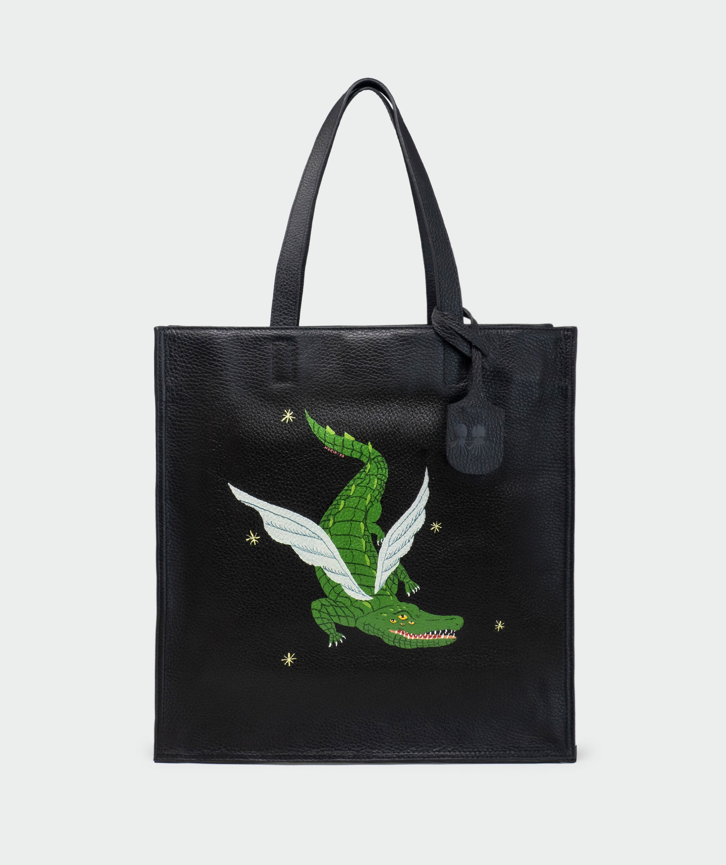 Marko Tote Hand Painted