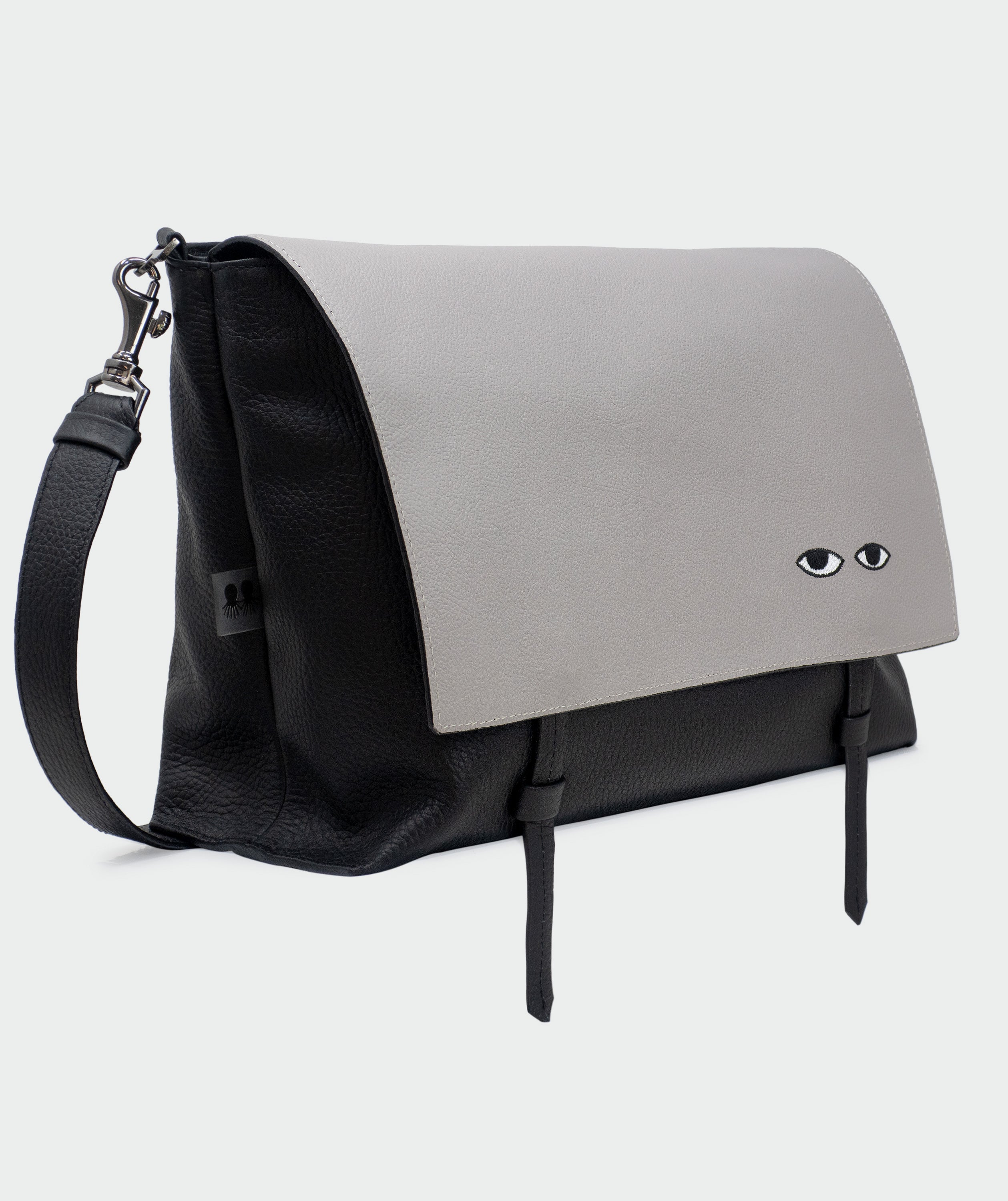 Victor Reversible Messenger Bag - Medium