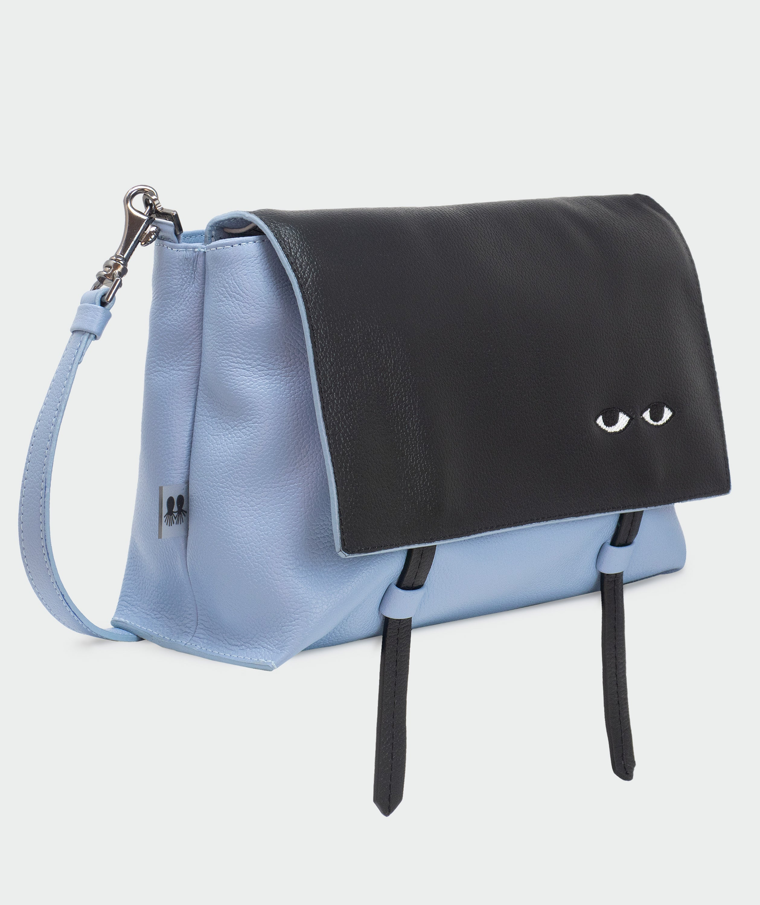 Victor Reversible Messenger Bag - Small