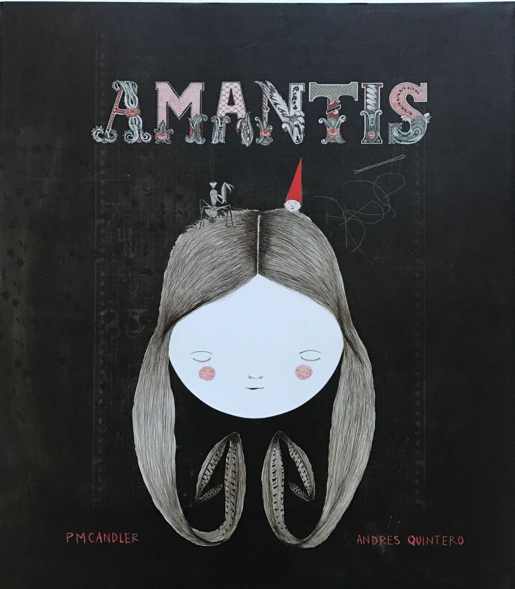 Amantis, Children`s Book