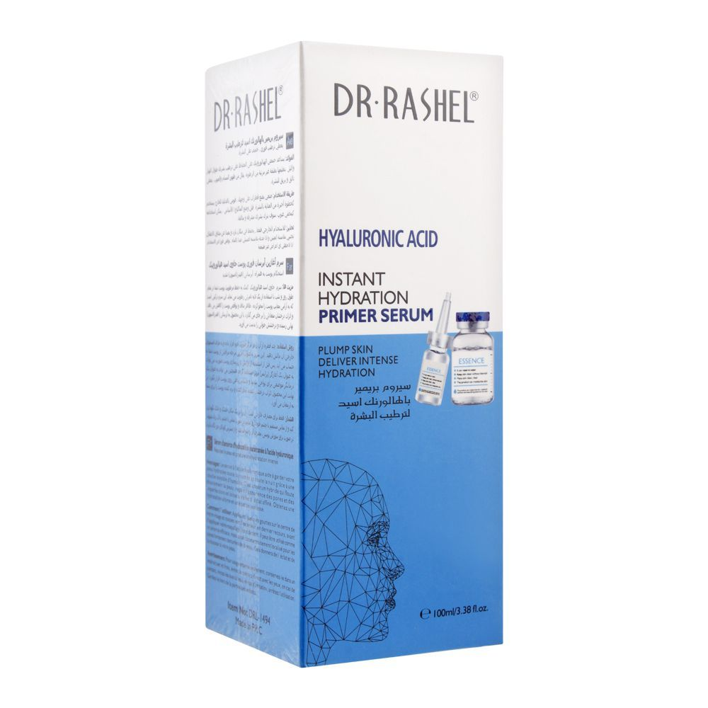 Dr. Rashel Hyaluronic Acid Instant Hydration Primer Serum 100ml
