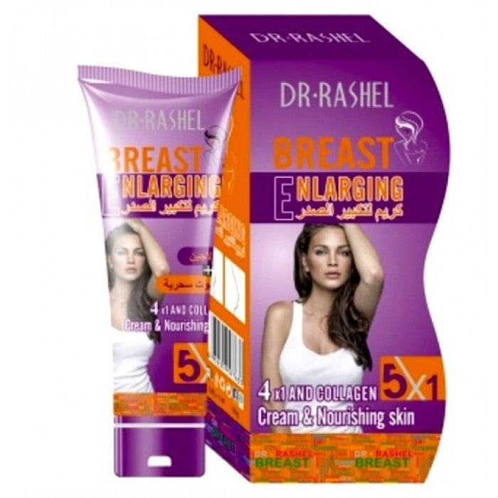 Dr. Rashel 5X1 Breast Enlarging Cream & Nourishing Skin (Made In P.R.C) - Zoukay.com