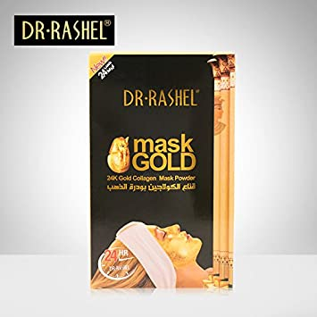 Dr. Rashel 24k Gold Collagen Mask Powder 300g