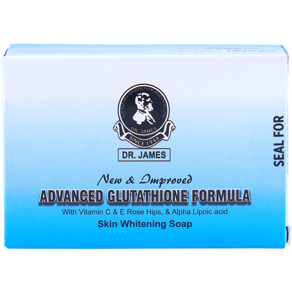 Dr James Skin Whitening Soap (Made In USA) - Zoukay.com