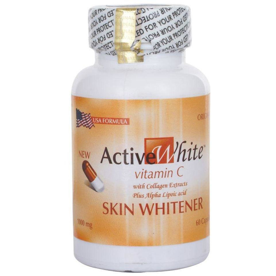 Active White Vitamin C Capsules