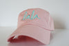 Light Pink Lala Baseball Cap
