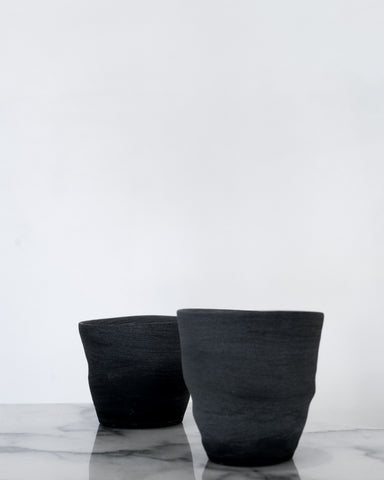 WORK by NONNY / BLACK MATTE TUMBLERS
