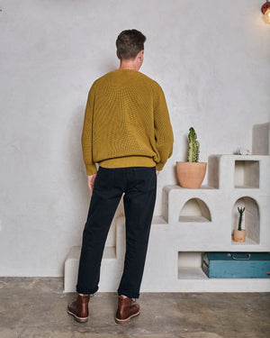 ANDY SWEATER - OCHRE