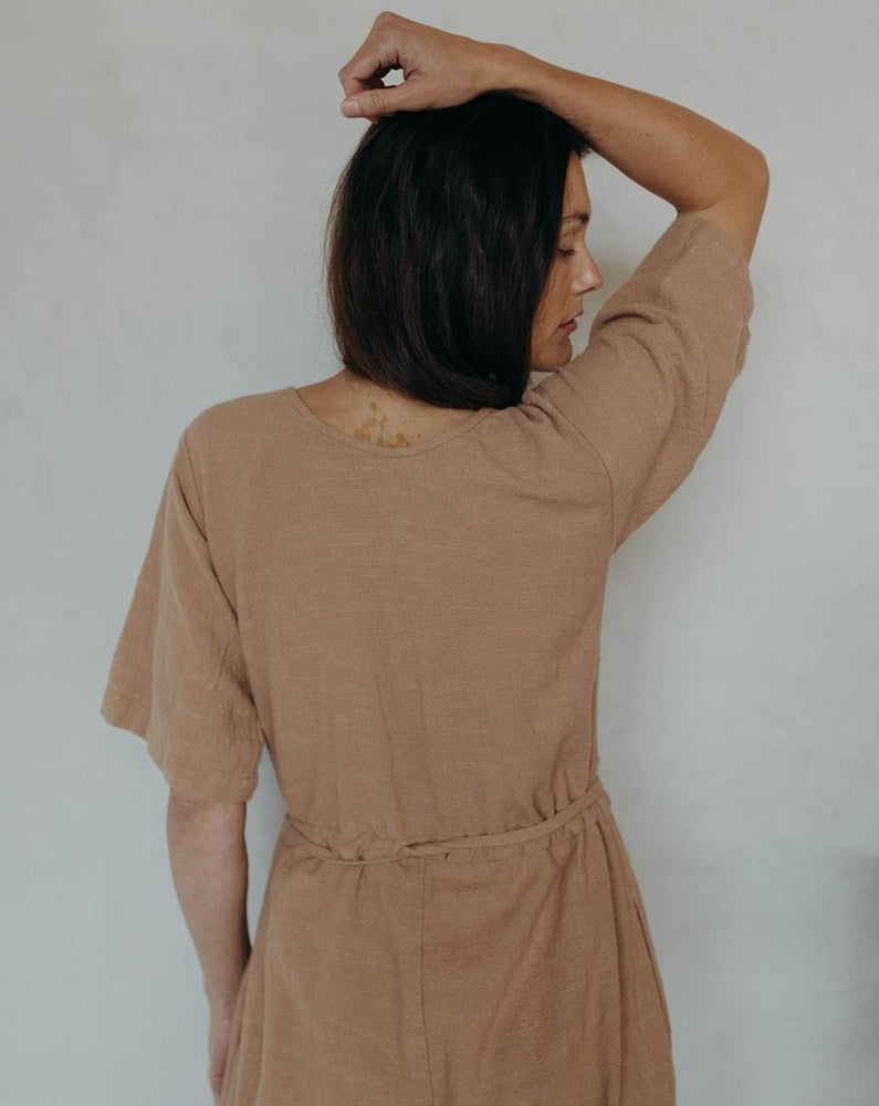 Load image into Gallery viewer, DUFFY JUMPER - PECAN