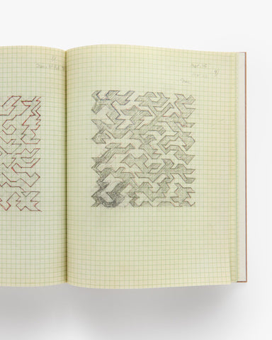 ANNI ALBERS NOTEBOOK - BOOK