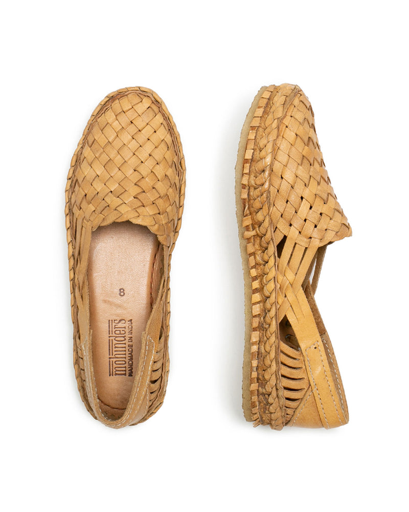 Load image into Gallery viewer, MOHINDERS - WOMEN'S FLATS - WOVEN