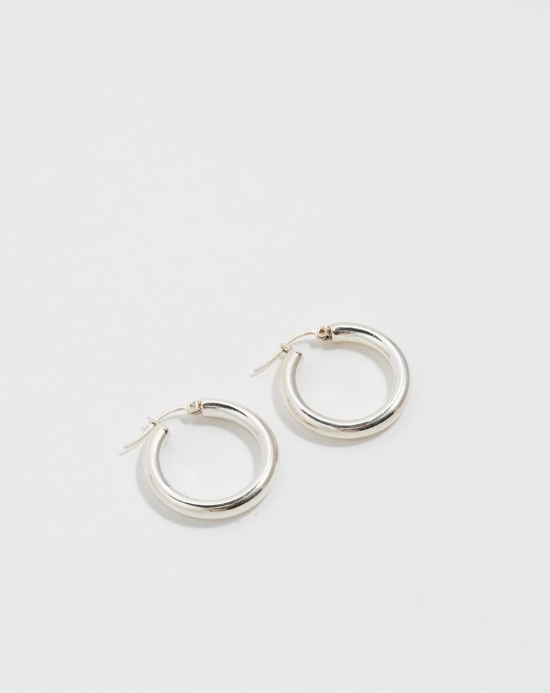 ARO - SMALL HOOP EARRINGS