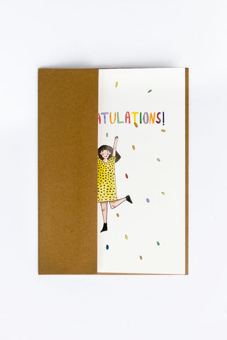WUNDERKID CARDS - CONGRATULATIONS