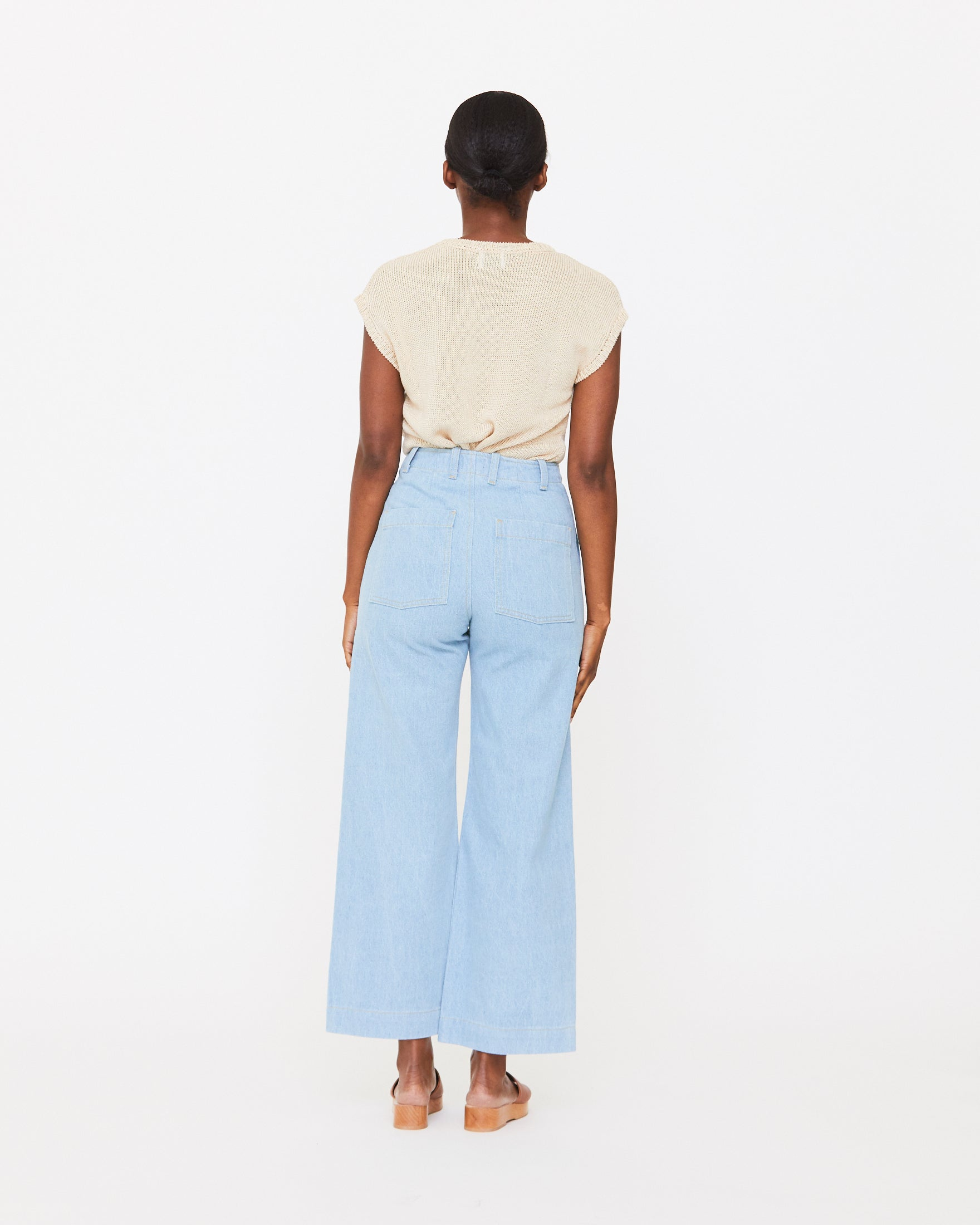 FINCH PANT - LIGHT WASH