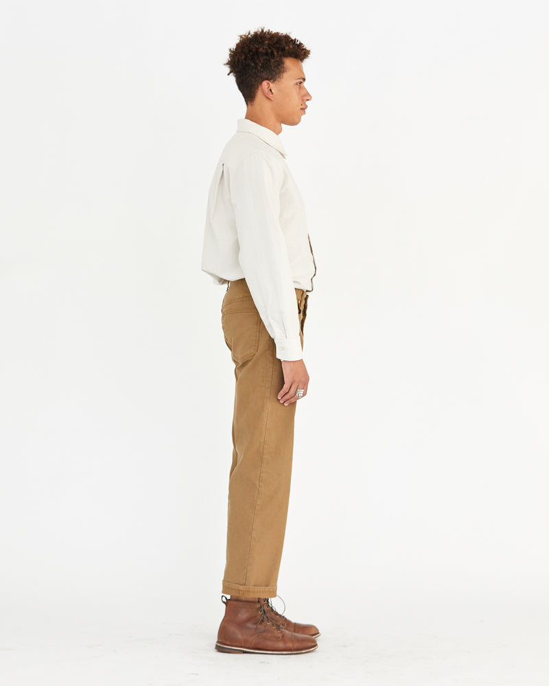 Load image into Gallery viewer, HARRIS 5 POCKET PANT - CLOVE