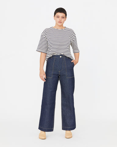 FINCH PANT - UNWASHED