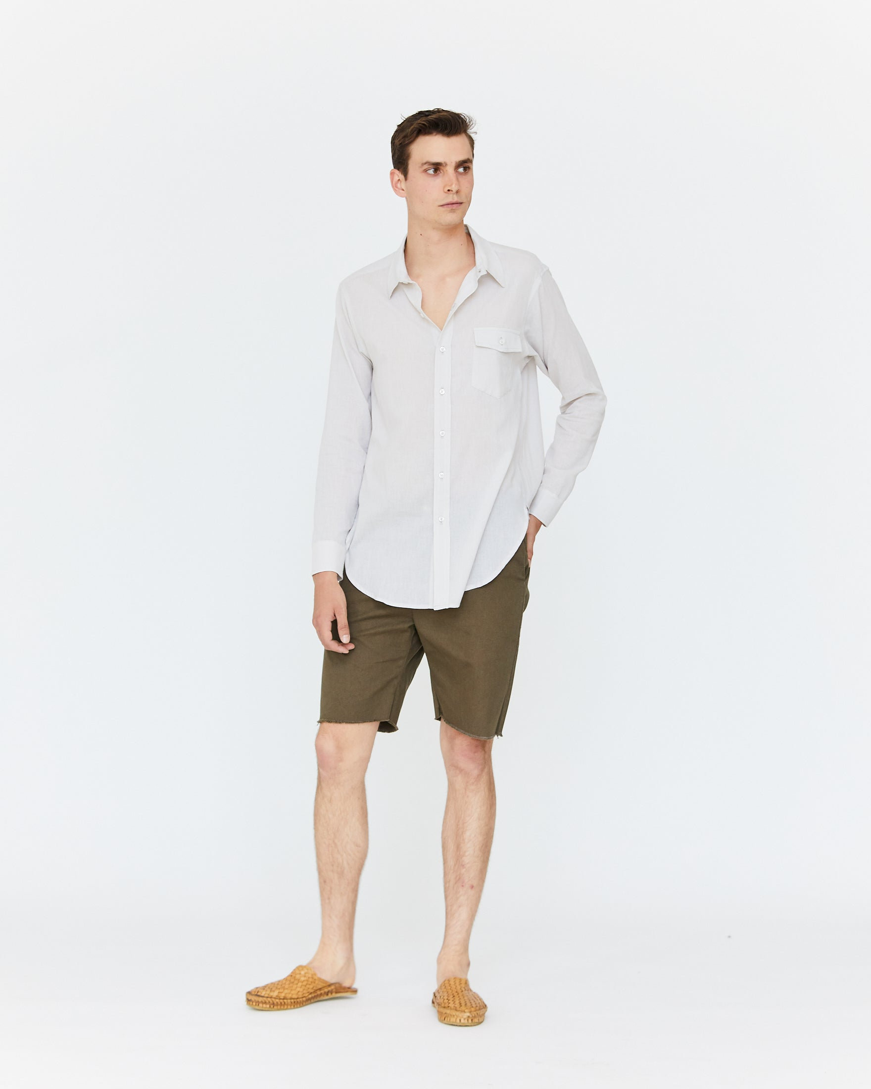 GANNET BUTTON DOWN - DUNE