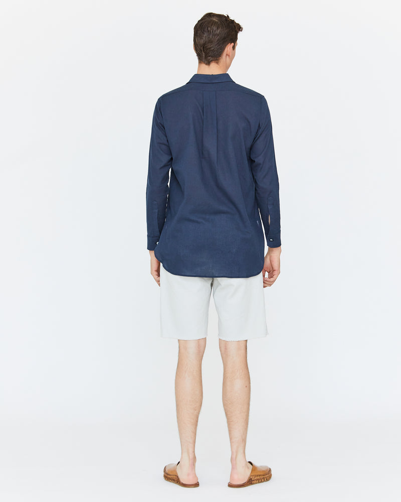 GANNET BUTTON DOWN - MIDNIGHT