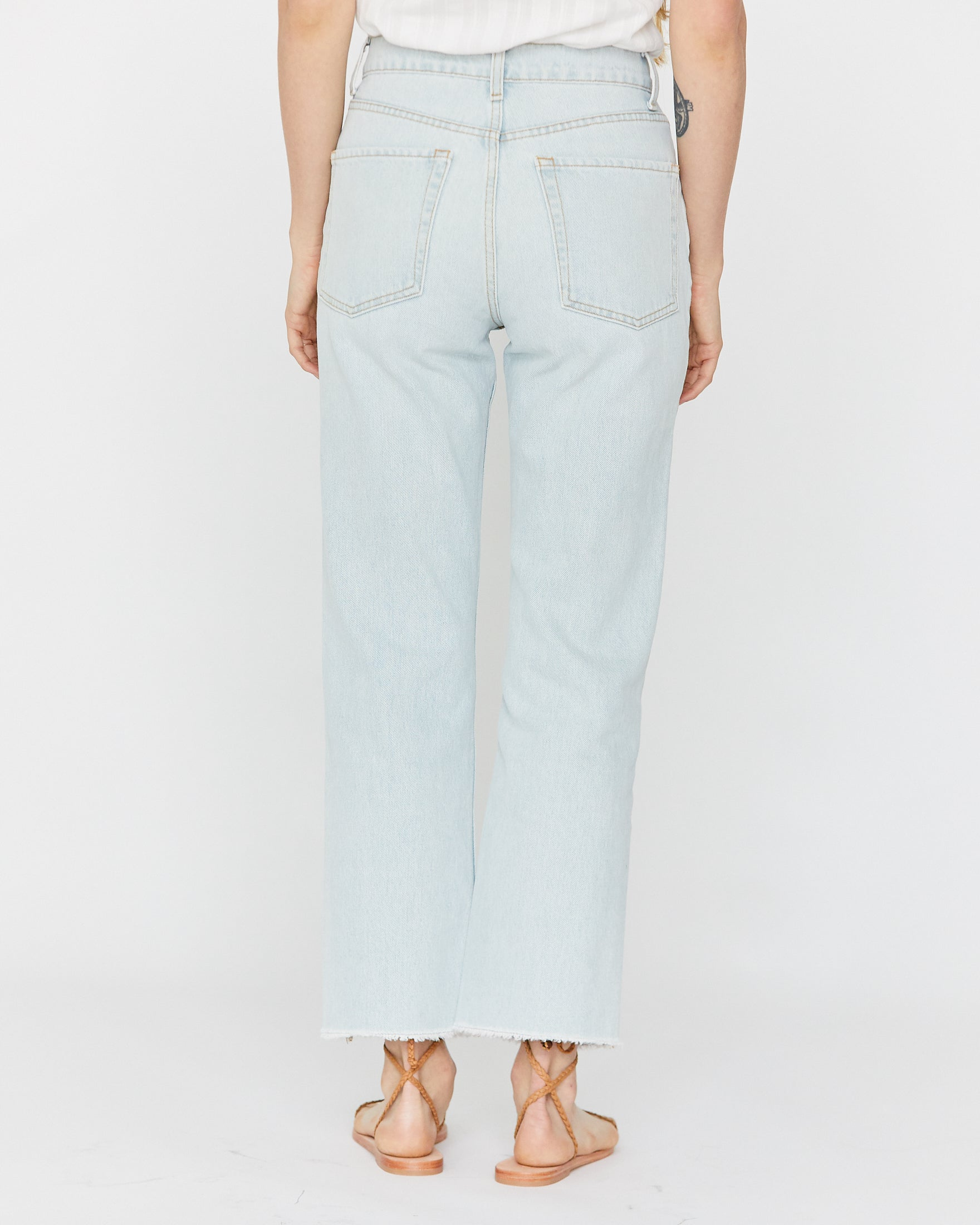 HAYLEY JEAN - SUN FADED DENIM