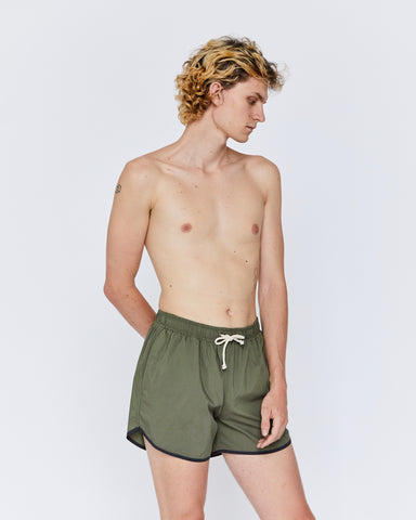 STEVIE SWIM TRUNK - CACTUS