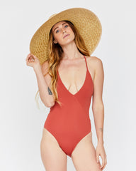 MARGOT CROSS ONE PIECE - CHOLULA