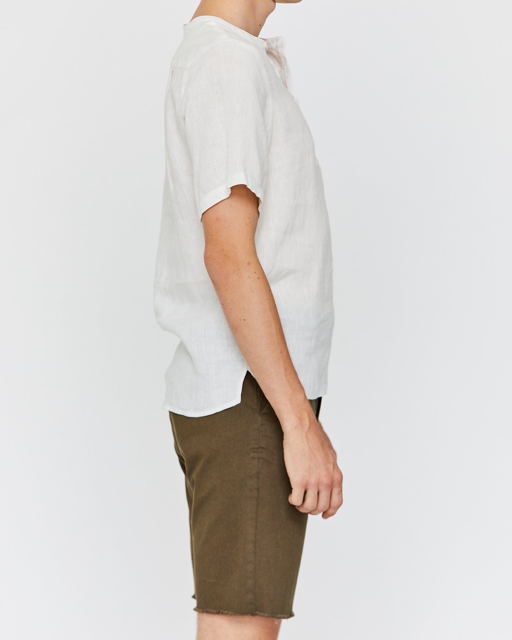 WESTON SHIRT - WHITE