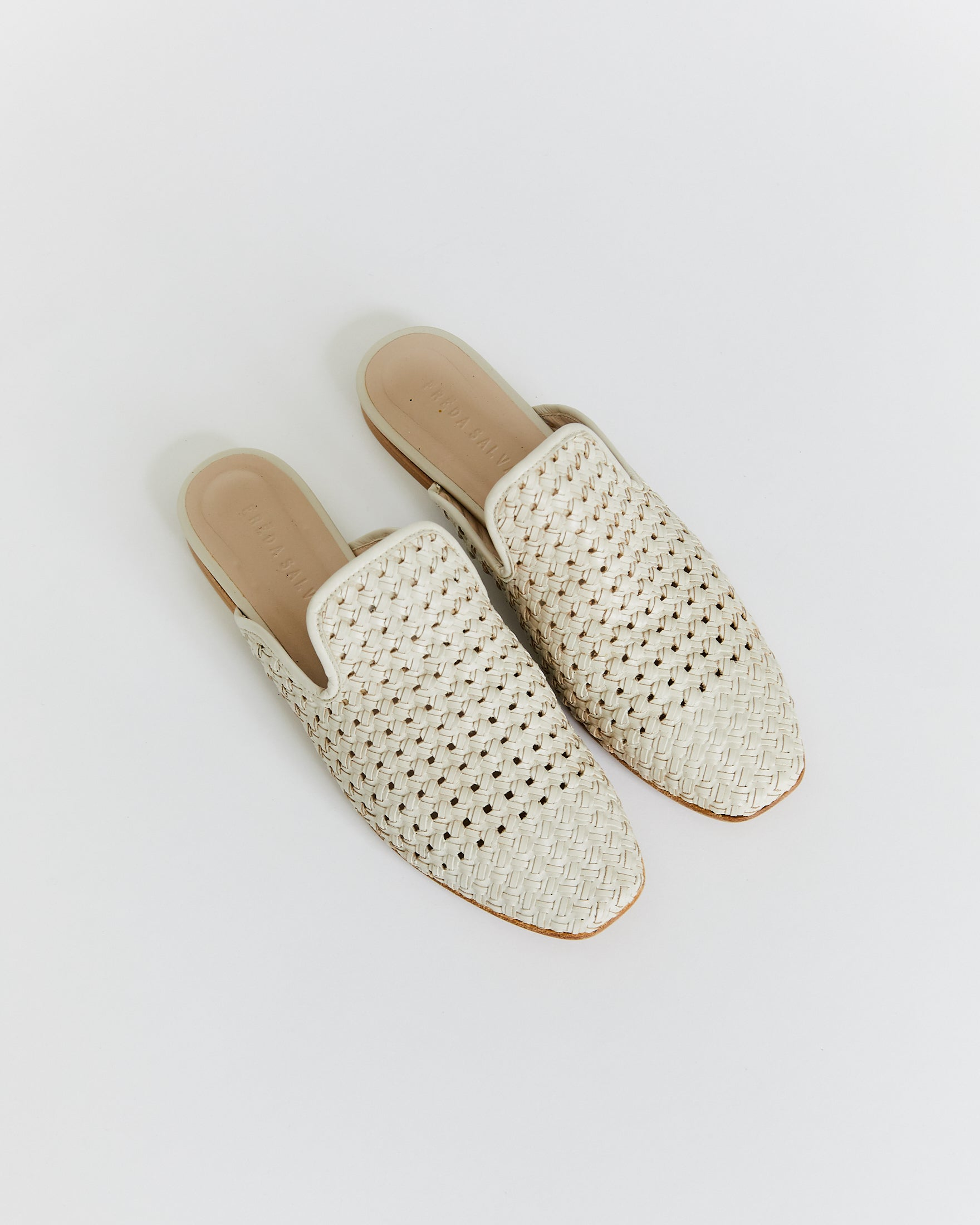 FREDA SALVADOR - MURPHEY SLIP ON - SMOKE WOVEN