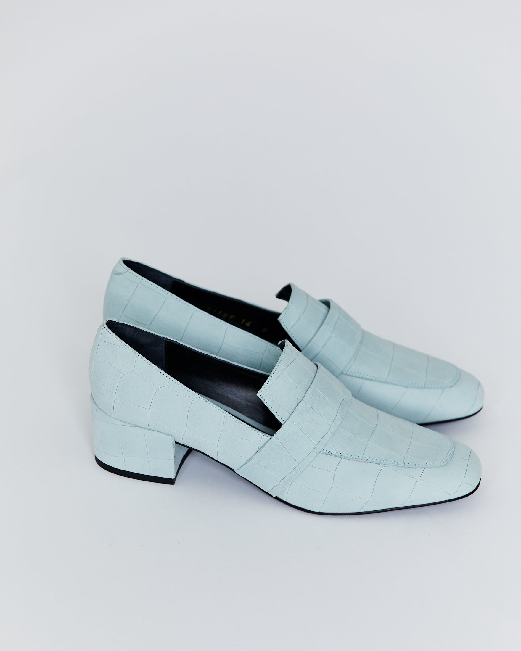 FREDA SALVADOR - ROCK LOAFER - MINERAL CROC