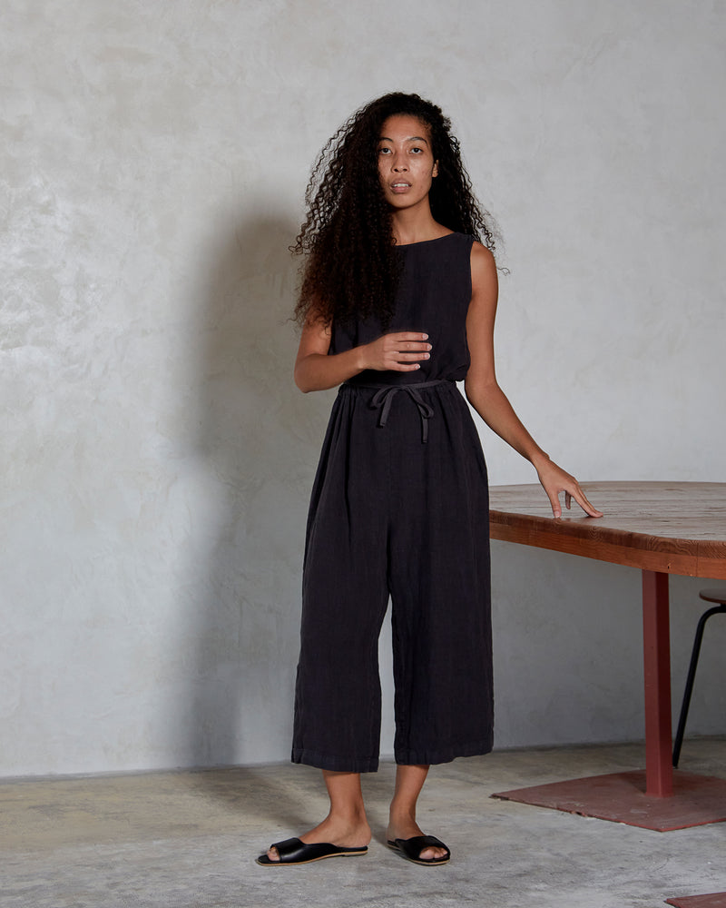 ALLISON JUMPER - WASHED BLACK